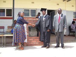 Read more about the article Rugare Primary School's  Assembly Point is officially open